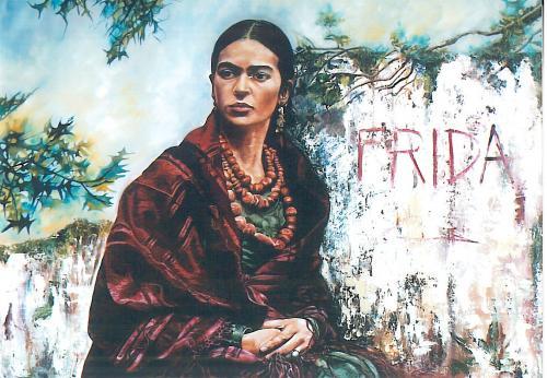 Frida Kahlo. Anna M.Magno